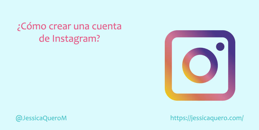 Portada Crear Cuenta en Instagram