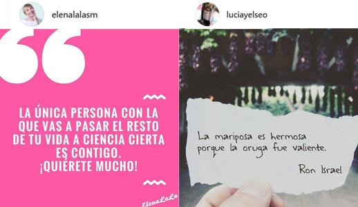 Frases - Ideas Instagram