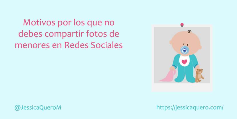 Portada Menores en las Redes Sociales