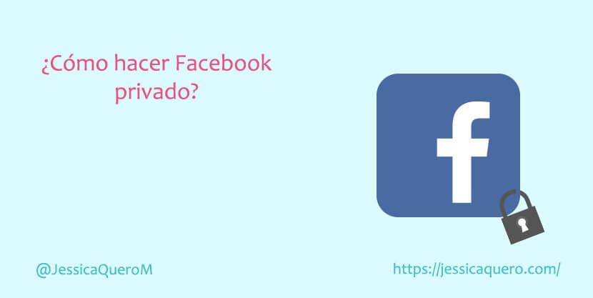 Portada Facebook privado
