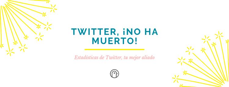 Twitter esta vivo