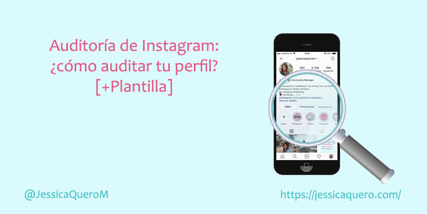 Portada Auditoria Instagram