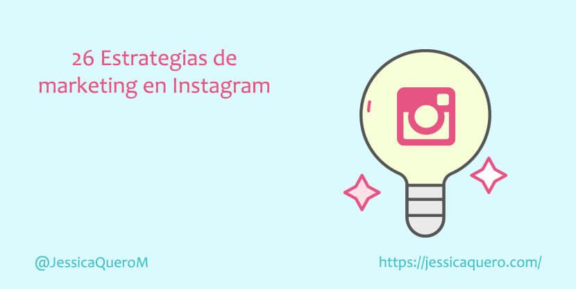 Portada Estrategias Instagram